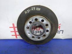 ДИСК Тормозной AUDI, SEAT, Volkswagen A3, GOLF, Jetta, LEON, Altea, GOLF PLUS [11279295533], правый задний