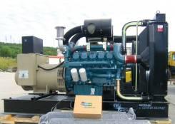Дизельные генераторы на базе Doosan в наличии в Магадане