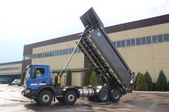 Scania. Самосвал P440B8x4HZ-25 и 28 m3, 12 740куб. см., 32 000кг., 8x4