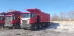 Scania G440CB. 8x4EHZ, 12 740куб. см., 50 000кг., 8x4