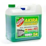 Антифриз Akira Coolant -40C Зеленый На Разлив!