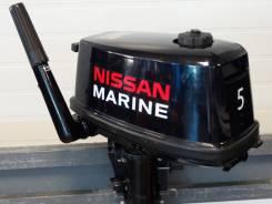 БУ лодочный мотор Nissan Marine 5