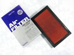 Японский воздушный фильтр с пропиткой Nitto 4NC-1011W 16546-AA020