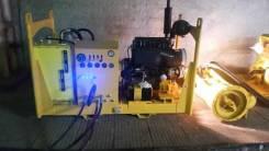 Гидростанция для вибропогружателя, обсадного стола