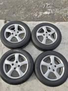 """Продам отличный комплект колёс. 5.5x14"""" 4x100.00 ET39"""