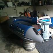Продам отл. комлект лодка+ мотор