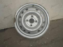 Диск колесный железо (штампованный стальной) Daewoo Nexia 1995-2016