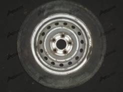 Диск колесный железо (штампованный стальной) Tagaz Vega (C100) 2009-2010