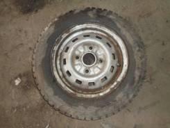 Диск колесный железо (штампованный стальной) Daewoo Matiz 2001-2015 [96272848]