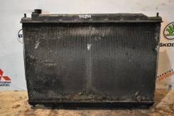 Радиатор охлаждения Nissan Murano 2002 - 2008 PNZ50 VQ35