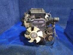 Двигатель Mitsubishi Pajero Mini H56A 4A30T 1996