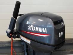 Yamaha. 9,90л.с., 2-тактный, бензиновый, нога S (381 мм), 2013 год