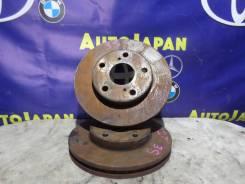 Тормозной диск передний Toyota GAIA/Nadia ACM10/SXN10 б/у 43512-33020