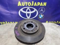 Тормозной диск передний Toyota ISIS/NOAH ANM15/AZR60 б/у 43512-44011
