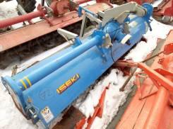 Японская фреза 2.2м. Почво фреза iseki HSI 2208B