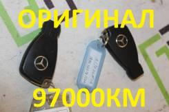 Ключ [315MHZ, Сша, Рыбка,3 кнопки, Оригинал,97000км]