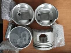 Поршень двигателя в сборе 0.5 мм и 1.0 мм ремонт с охлаждением