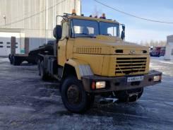 Краз 6443. Продается КРАЗ 6443 седельный тягач и трал Чмзап93853 (26 т., 2,5м. ), 14 860куб. см., 26 200кг., 6x6