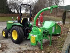 Тракторный измельчитель веток Greenmech ECO150TMP