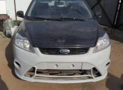 Передний бампер RS V2 Ford Focus 2 рестайлинг