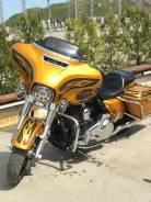 Harley-Davidson Street Glide FLHX, 2015