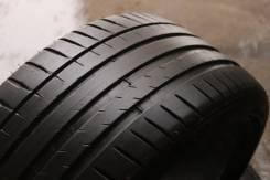 Michelin Pilot Sport 4. летние, б/у, износ 10%