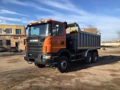 Scania G440. 2013 года (полный привод 6х6), 13 000куб. см., 26 000кг., 6x6