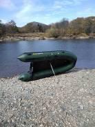 Лодка Солар 420 джет тоннель, состояние новой лодки