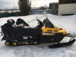 BRP Ski-Doo Skandic WT. исправен, есть псм