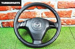 Руль *Кожа* Mazda Axela, Mazda 3, MPS [Turboparts]