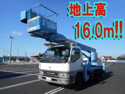Mitsubishi Fuso Canter. Спецтехника, 4 770куб. см., 16,00м. Под заказ