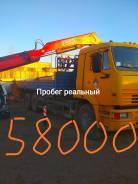 КамАЗ 65117. Камаз 65117 с КМУ, 12 000куб. см., 12 000кг., 6x4