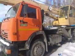 КамАЗ 43253-15КС, 2008
