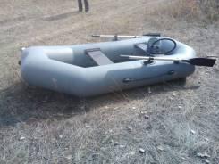 Продам 2-х местную лодку ПВХ, производство г. Уфа.