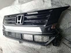 Решетка радиатора. Honda N-WGN, JH1, JH2
