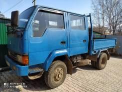 Mitsubishi Fuso Canter. Продается мостовой Кантер, 4D33, полная пошлина, 4 200куб. см., 2 620кг., 4x4