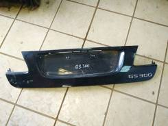 Накладка крышки багажника Lexus GS 300/400/430