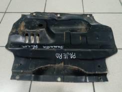 Защита двигателя Mitsubishi Pajero Sport 2000 года