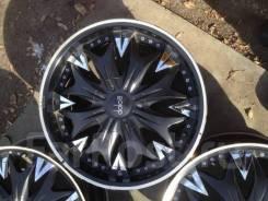 """Dolce Wheels. 7.5x20"""", 4x114.30, 5x114.30"""