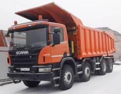 Scania. Самосвал от официального дилера почти даром!, 13 000куб. см., 32 000кг., 8x4