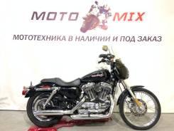 Harley-Davidson Sportster 1200 Custom XL1200C, 2008