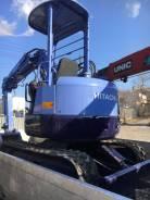 Hitachi EX30UR, 2008