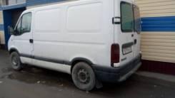 Renault Master. Рено мастер, 2 200куб. см., 1 000кг., 4x2