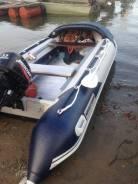 Продам лодку Aquasparks 4м.2016г.