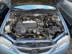 МКПП 5-ст. Mazda 323 F 2001, 2л дизель
