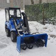 Снегоочиститель 1200 мм для мини-погрузчика MultiOne