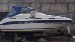 Searay Sundancer. 1995 год, длина 7,50м., двигатель стационарный, 190,00л.с., бензин