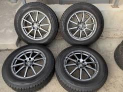 """235/65R18 Зима на темном литье R18 7.5j 38 RX Murano. 7.5x18"""" 5x114.30 ET38 ЦО 73,1мм."""