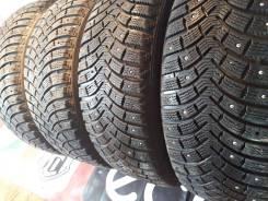 Michelin X-Ice North 2. зимние, шипованные, б/у, износ 40%