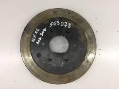 Диск тормозной задний [432061LB0A] для Infiniti QX56 II, Nissan Patrol VI
